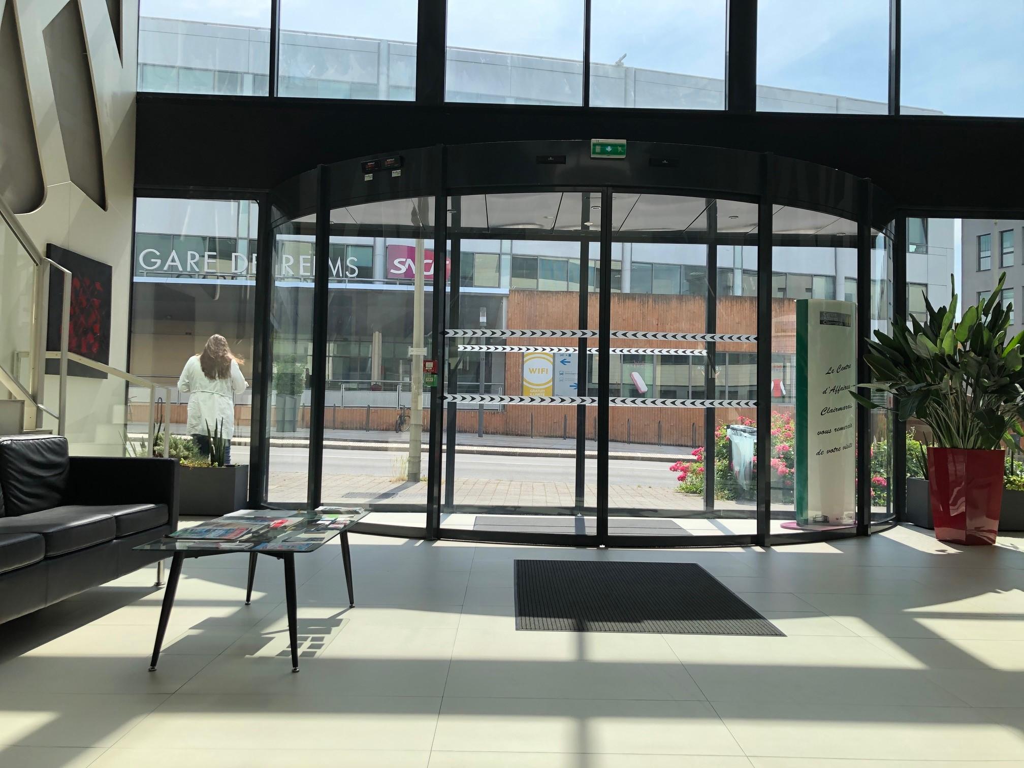 A LOUER – Gare TGV Reims Centre