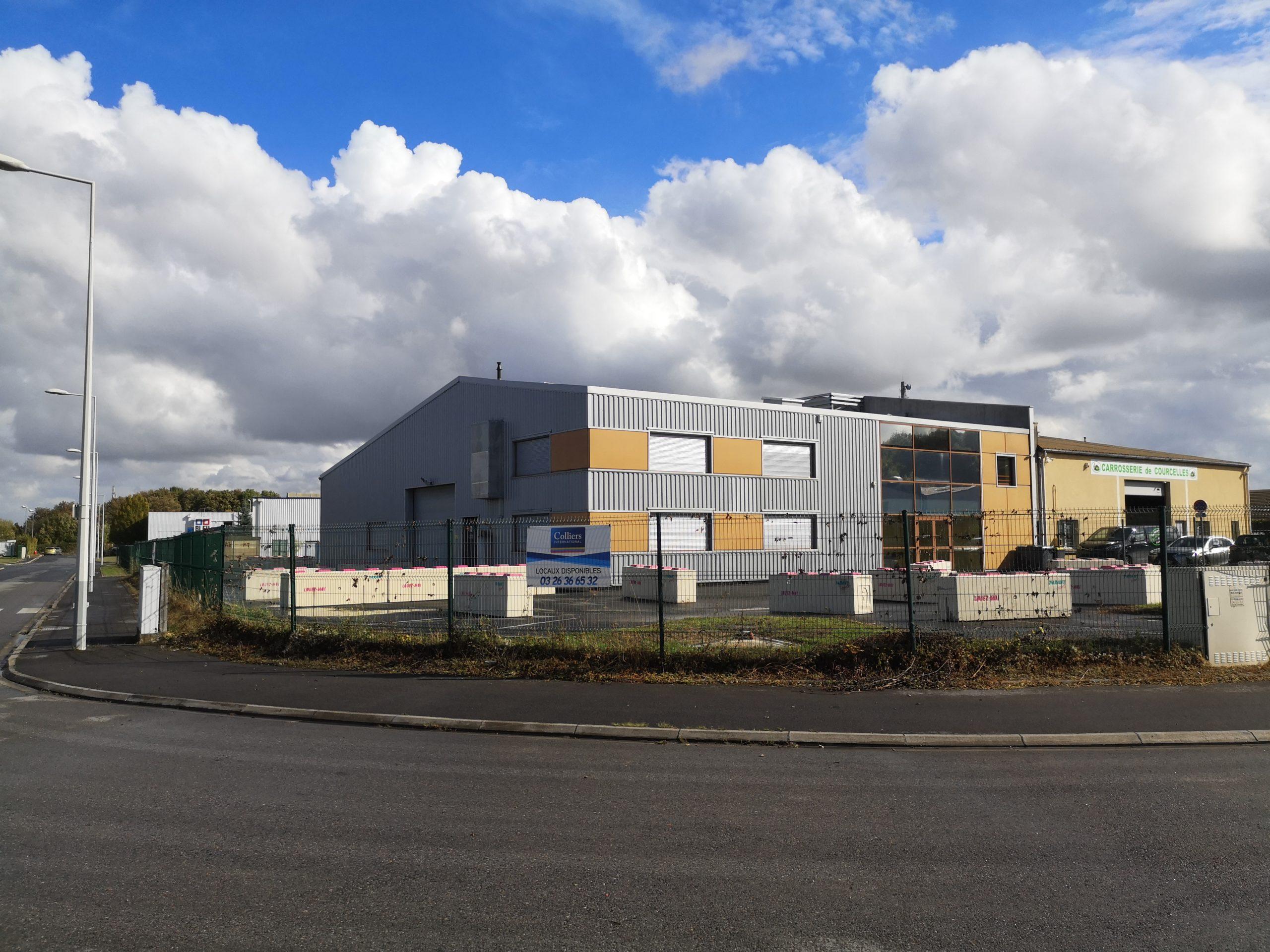 A LOUER – Bâtiment d'Activités – ZI La Malle