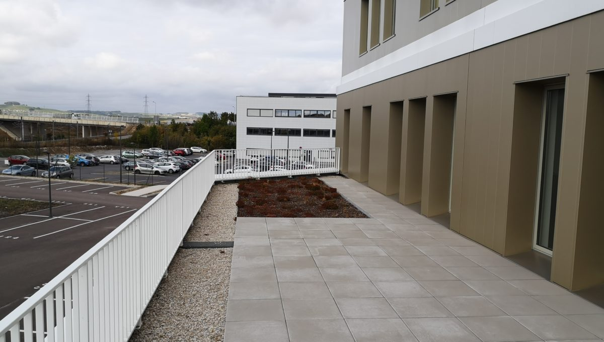 Terrasse R+1
