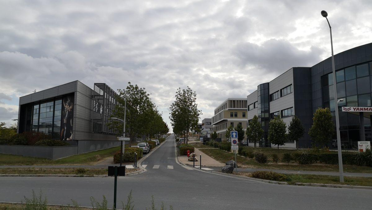 Vue Accès rue