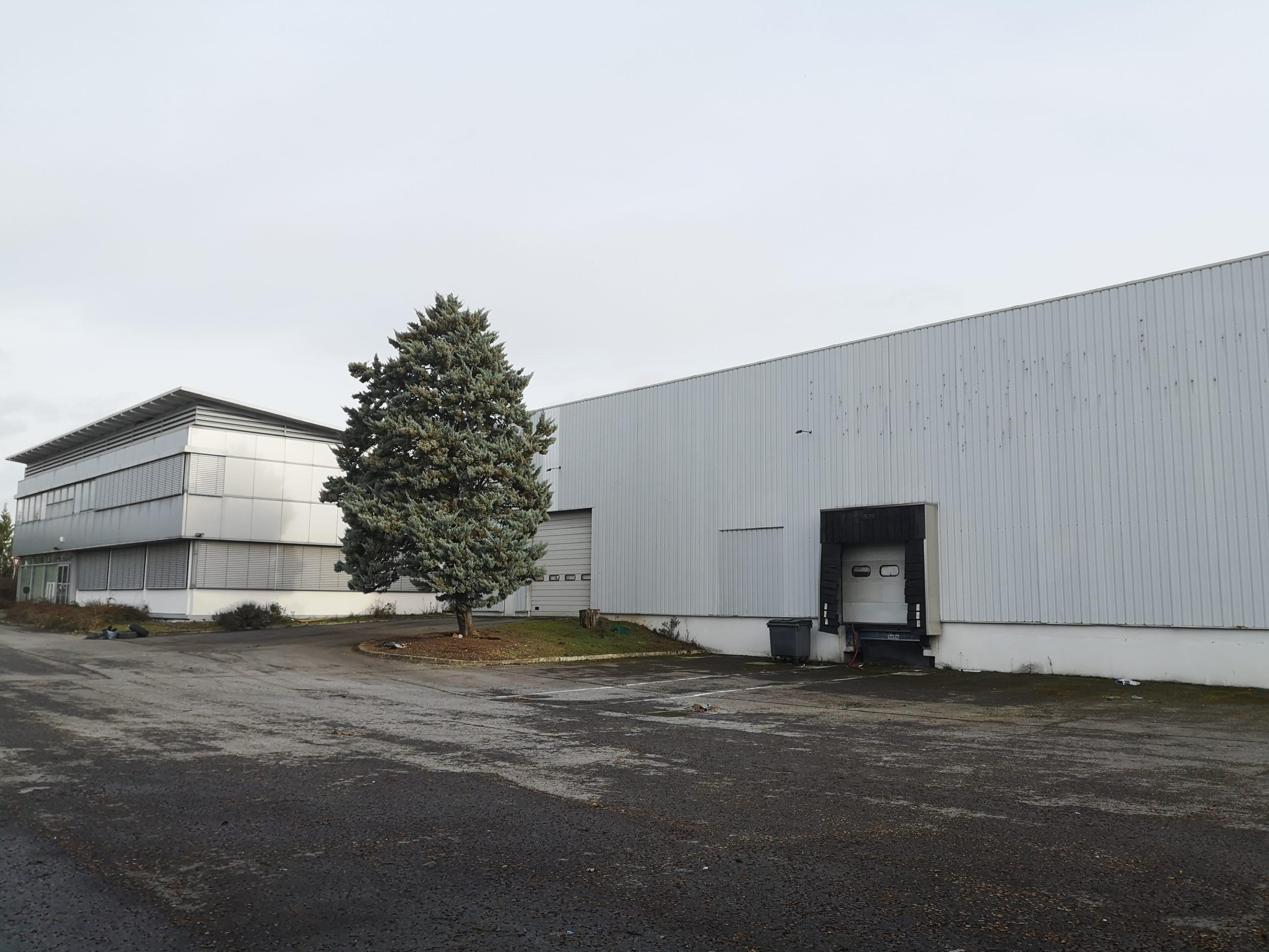Bâtiment industriel – 3000 m² – Farman