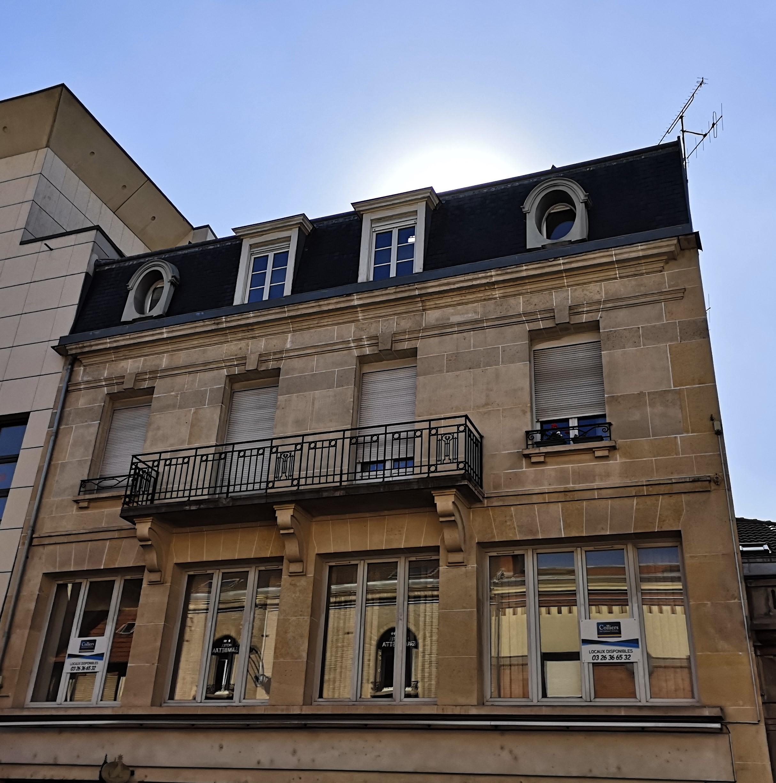 A VENDRE – BUREAUX CENTRE VILLE – 222 m²